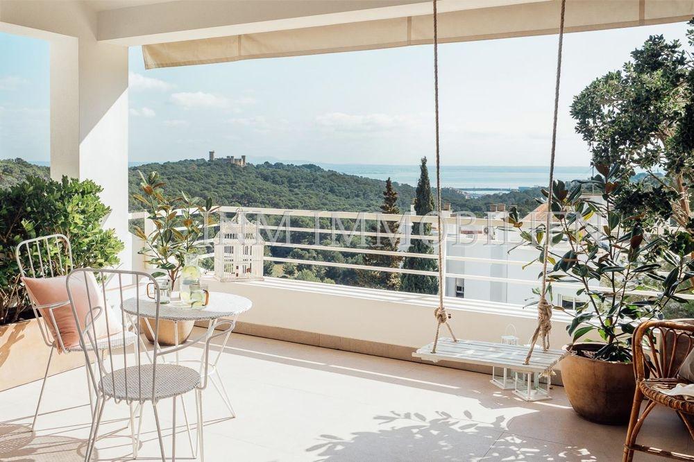 Wohnung mit Meerblick Palma - Genova